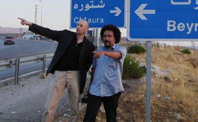 Dieudonné et Alain Soral en mission au Liban - 30ko